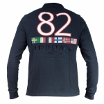 Finn-Tack Clint Pique Long Sleeve Shirt