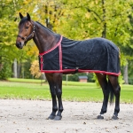 Finn-Tack Fleece Rug, with Netted Lining