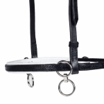 Finn-Tack Head Halter, w/ Martingale Ring