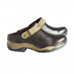 Finn-Tack Horze Leather clogs