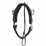 Finn-Tack QH Extreme Racing Harness, Synthetic, KIT