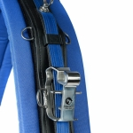 Finn-Tack QH Racing Harness Pro USA, Synthetic, KIT
