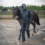 Finn-Tack Rain Set w/ Quilted Lining (Jacket and pants)