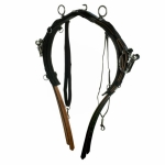 Finn-Tack Saddle to QH- Racing Synthetic