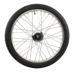 Finn-Tack Speedcart wheel, 19x2,25, s-steel""