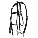 Finn-Tack Synthetic Open American Bridle