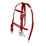 Finn-Tack SyntheticOpen Bridle