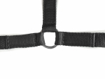 Finn-Tack Y-Shaped Padded Nylon Breast Collar