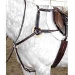 Five Point Breastplate Cob Black