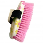 Floral Pattern Dandy Brush