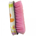 Floral Pattern Face Brush