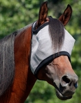 Fly Rid Duramask V Fleece Trimmed Fly Mask