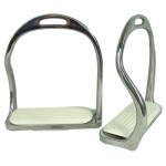 Foot Free Safety Stirrup Irons - 4 3/4""