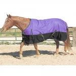 Free Runner Blanket-Purple Two Tone