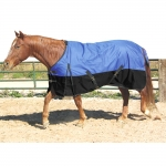 Free Runner Blanket-Royal Blue Two Tone