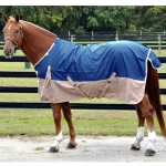 Free Runner Turnout Rain Sheet Royal Blue