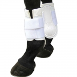 Galloping Boot - White Medium