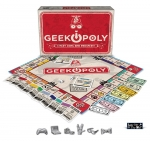 Geek-Opoly by Late for the Sky