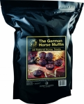 German Horse Muffin Treats 16oz Special Shipping