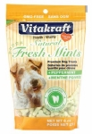 Ginger Ridge Natural Fresh Mints Dog Treats 8 oz