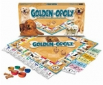Golden Retriever-Opoly by Late for the Sky