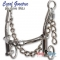 Goostree Collection GC Barrel Bit - Chain Snaffle