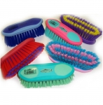 Grippee Over Molded Dandy Grooming Brush