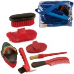Grooming Kit 7 Pc Blue