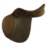 HDR Competition Close Contact Adust-To-Fit Saddle