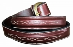 HDR FANCY LEATHER BELT