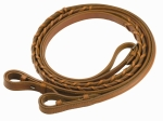 HDR Pro Leather Raised Laced Reins