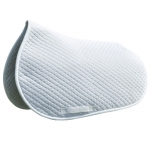 Heavy Duty Shaped Cotton Pad Black