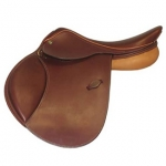 Henri De Rivel Pro A/O Saddle with Extra Long Flap