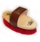 Hill Brush Horsehair Body Grooming Brush