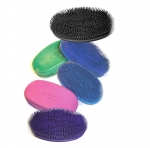 Hill Brush Rubber Face Grooming Brush