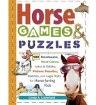 Horse Games & Puzzles Book by Cindy A. Littlefield
