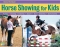 Horse Showing for Kids Book by Cheryl Kimball