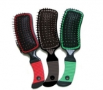 Horse Tail Curved Grooming Brush