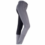 Horze Active check women's fullseat breeches
