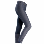 Horze ACTIVE Children's striped fullseat breeches
