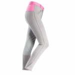 Horze ACTIVE CRYSTAL JR Children's fullseat breeches with crystal