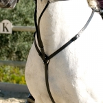 Horze AdjuStable Breastplate with Runnng Attachment