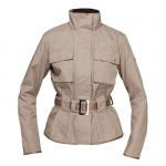Horze ANNIKA. LADIES JACKET, short fit w/belt