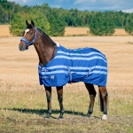 Horze Brighton Polyester blanket with fleece lining