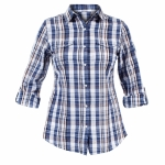 Horze CHENNIE womens check shirt