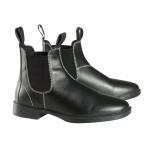 Horze Contrast Stitch Denver Jodhpur Pull-On Boots