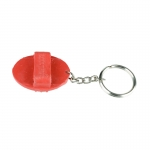 Horze Curry Brush Key Chain