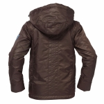 Horze DAN JUNIOR Unisex children's quilted jacket