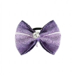 Horze Diamond MANE Show Bows with Metallic Colors (16pc)