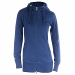 Horze EBONY womens longer sweatshirt